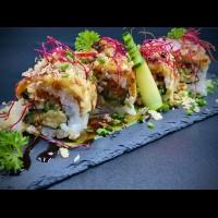 Tamago veggie roll