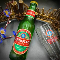 Bière chinoise - Tsing Tao