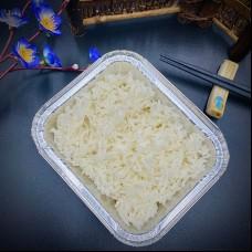 Petite barquette de riz
