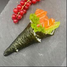 Saumon avocado